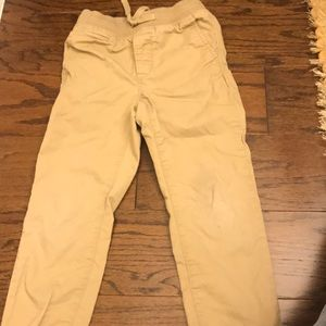 Gap khaki pants - boys